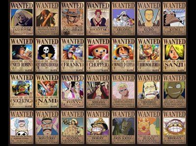 H nh nh onepiece nhom1to1lopc4 - One piece 2 ans plus tard wanted ...